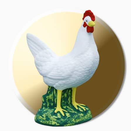 animal-deco-jardin-poule-fermiere