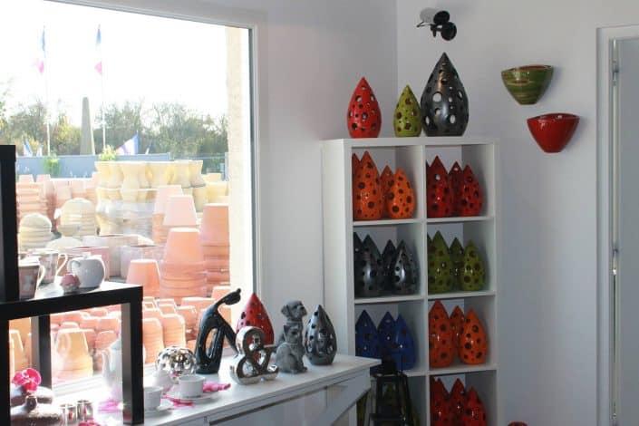 Poterie des vieux fours d corations normandie for Boutique deco jardin